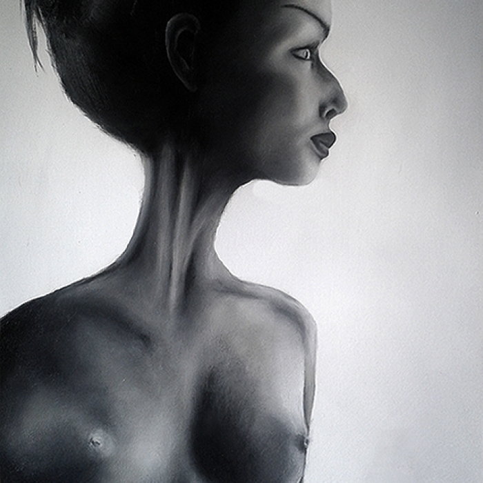 Geisler Gemälde Anne-2014---70x50-Oel-auf-Leinwand